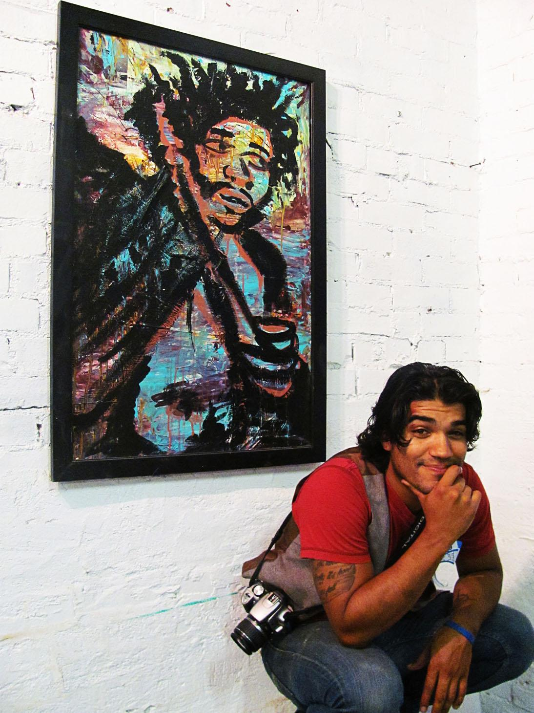 The Journal : Growing art community featured UIS students' work