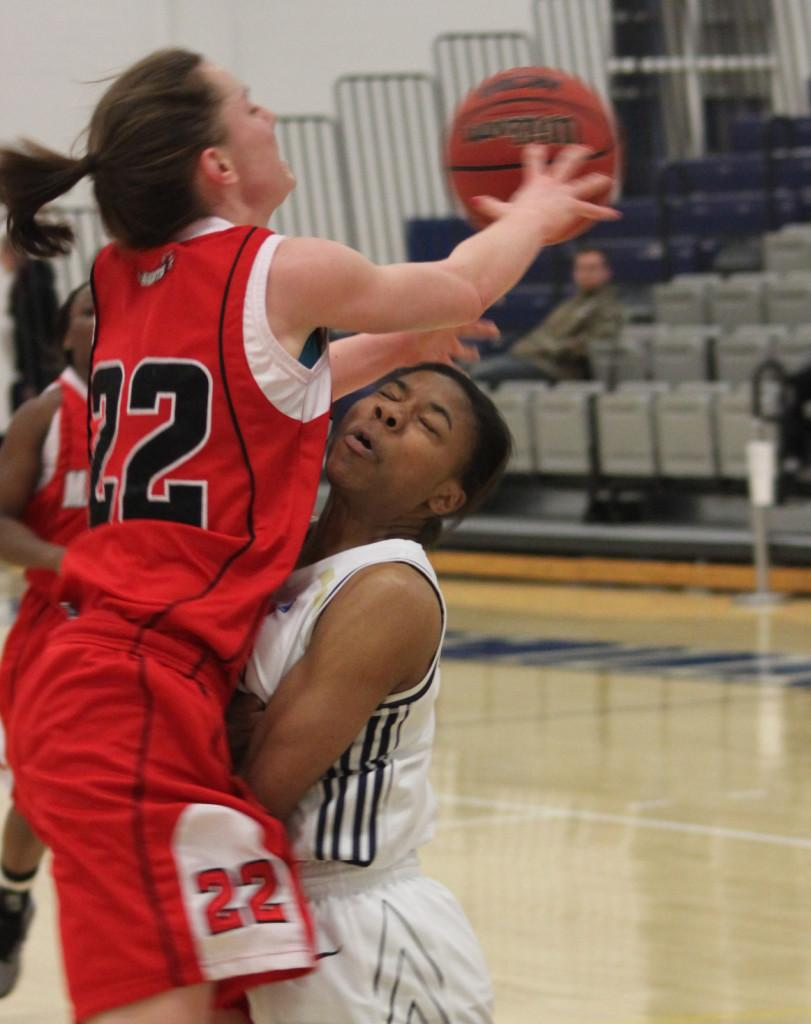 Women's basketball looks to finish out the season strong