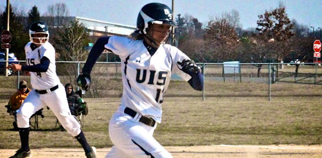 UIS softball and baseball loses double headers over weekend