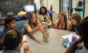Greek profile: Alpha Phi Omega
