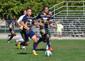 UIS men's soccer falls short against Missouri S&T