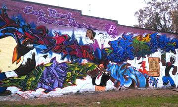 Graffiti group brings art and culture to Springfield