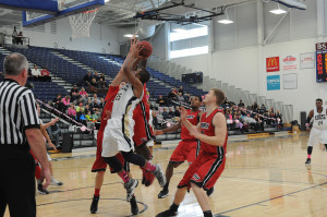 Drury Panthers pounce on Prairie Stars