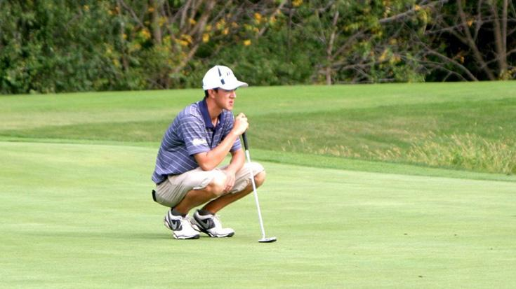 Freshman Talon Supak led UIS at the tournament shooting under 80 both days.
