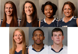 UIS says farewell to senior  basketball players