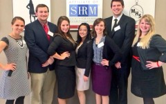 UIS' SHRM brings home first place in Illinois state HR games