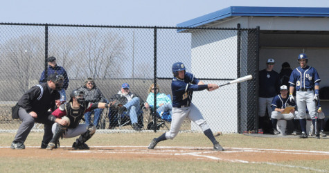 UIS baseball soars past the Eagles in double header